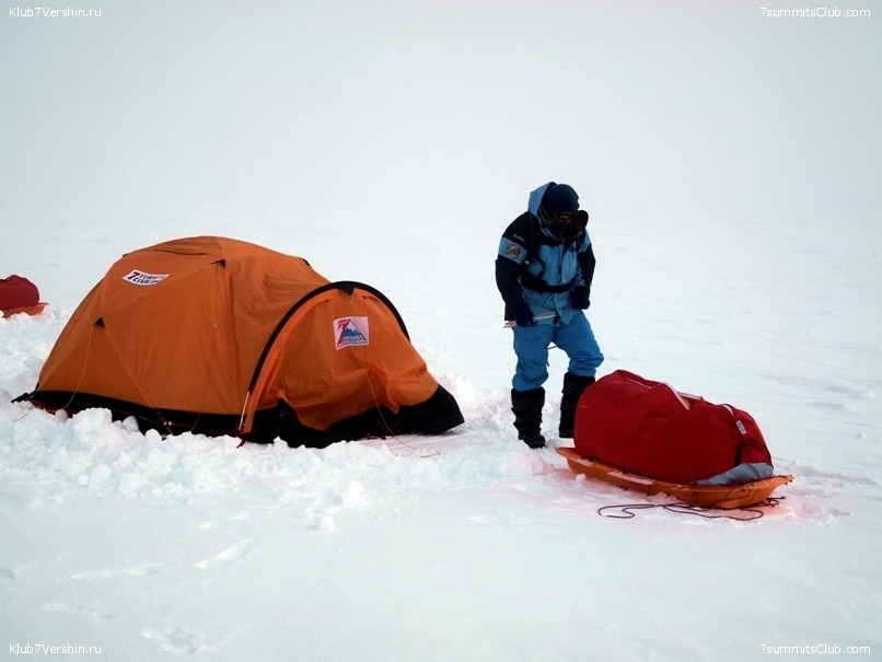 South Pole, Last Degree Skiing, photo 9