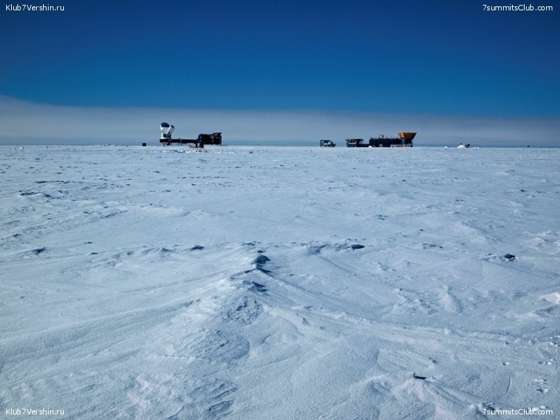 South Pole, Last Degree Skiing, photo 13