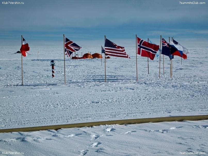 South Pole, Last Degree Skiing, photo 14