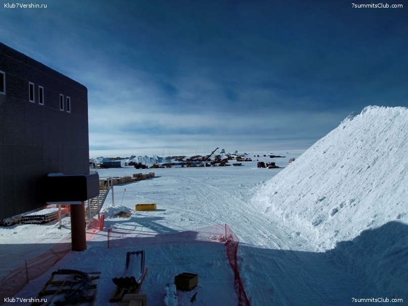 South Pole, Last Degree Skiing, photo 23