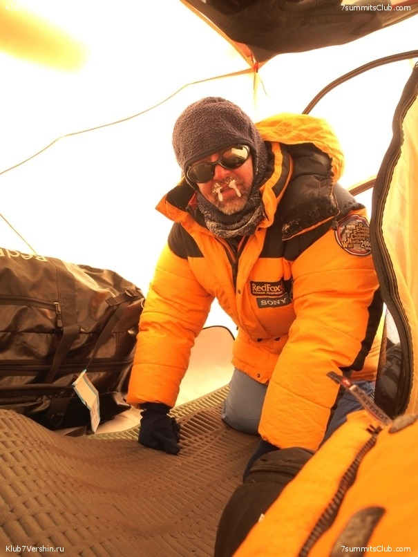 South Pole, Last Degree Skiing, photo 77