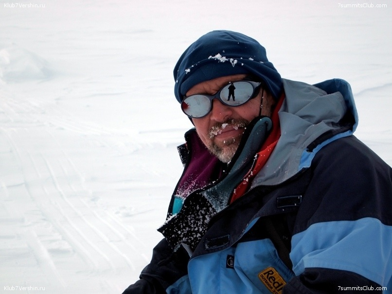South Pole, Last Degree Skiing, photo 29