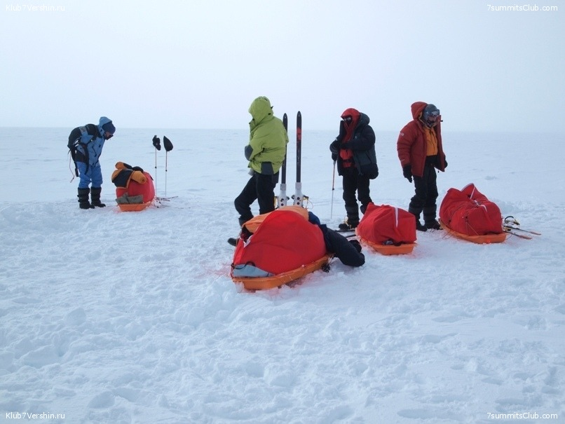South Pole, Last Degree Skiing, photo 30
