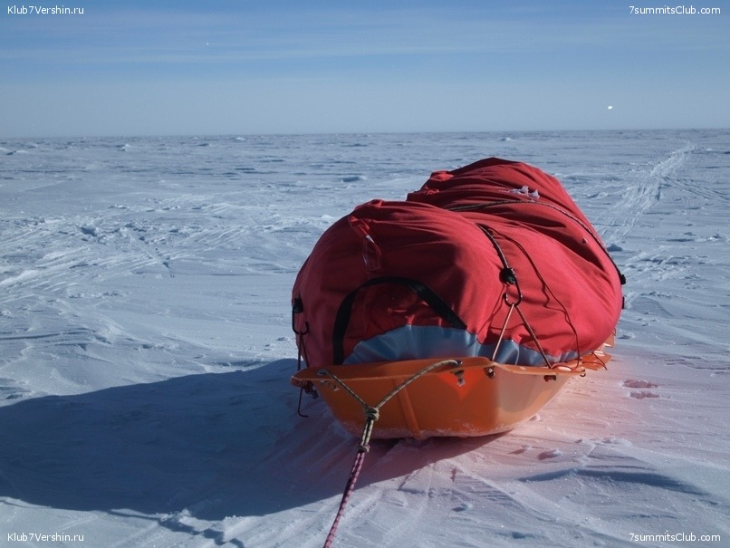 South Pole, Last Degree Skiing, photo 31