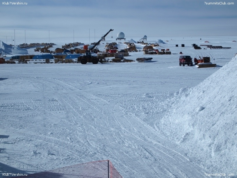 South Pole, Last Degree Skiing, photo 33