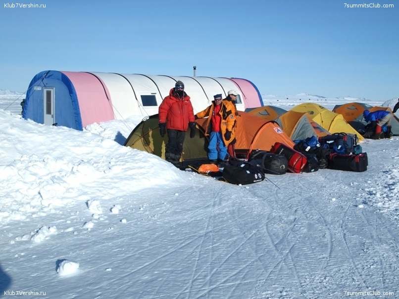 South Pole, Last Degree Skiing, photo 38