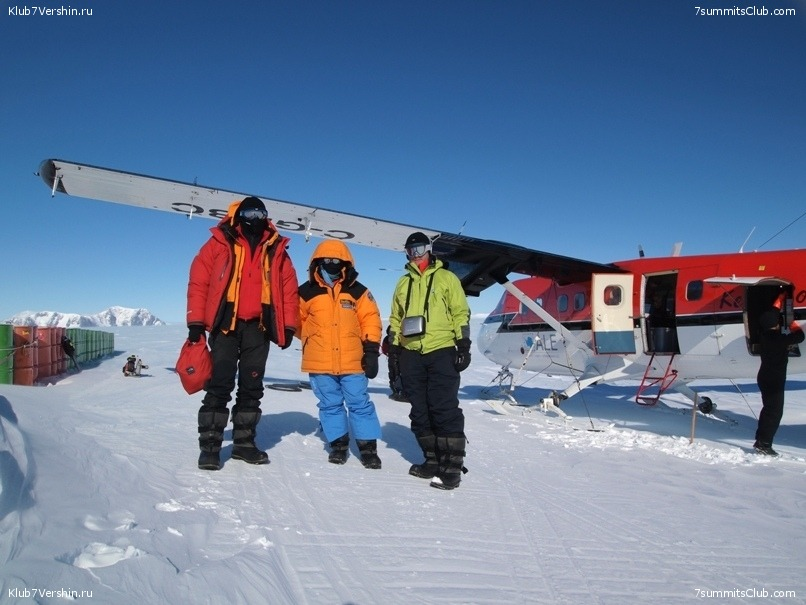 South Pole, Last Degree Skiing, photo 43