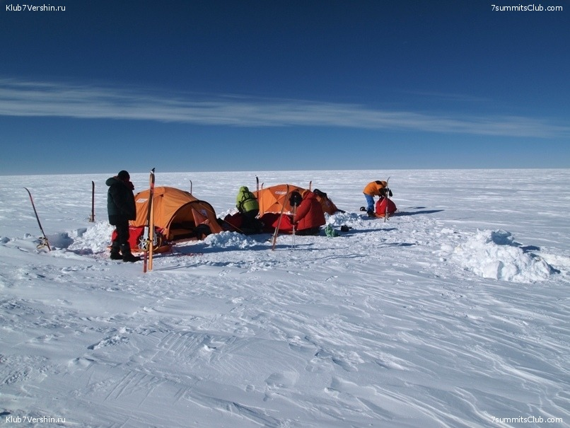 South Pole, Last Degree Skiing, photo 46
