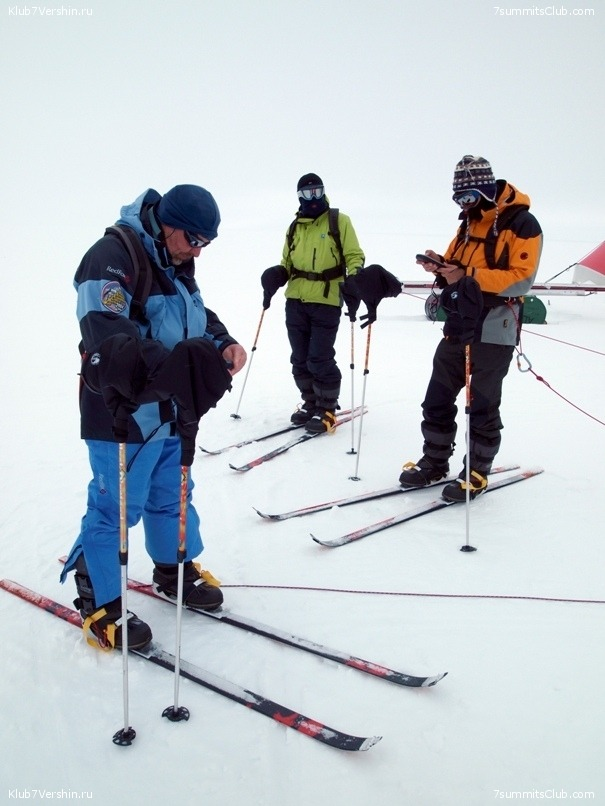 South Pole, Last Degree Skiing, photo 80