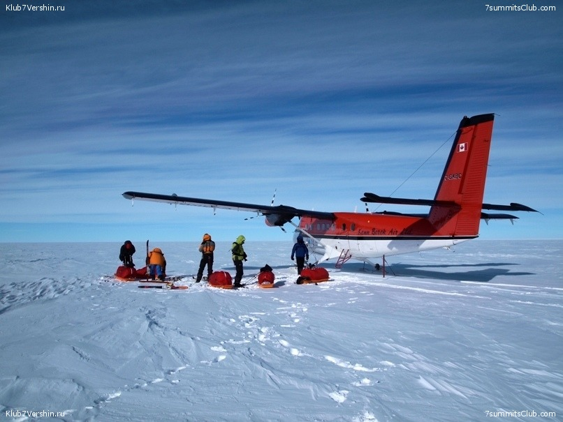 South Pole, Last Degree Skiing, photo 56