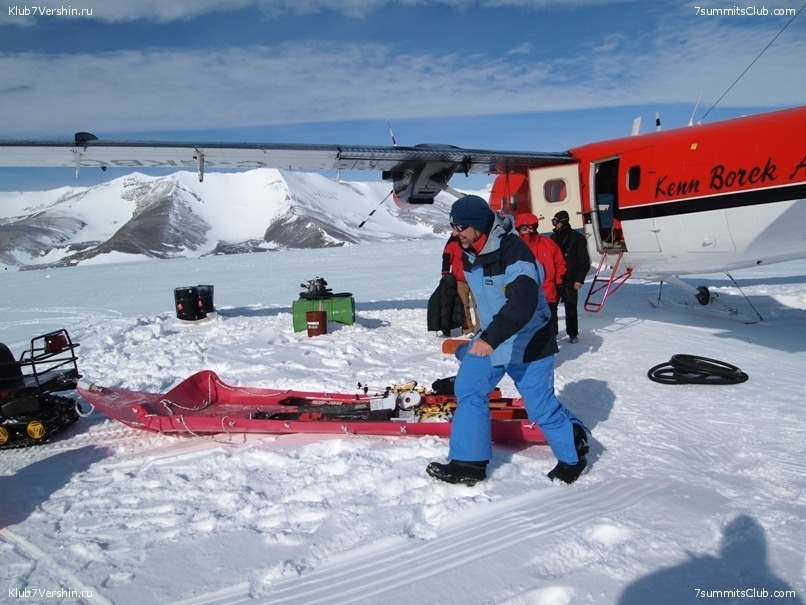 South Pole, Last Degree Skiing, photo 59