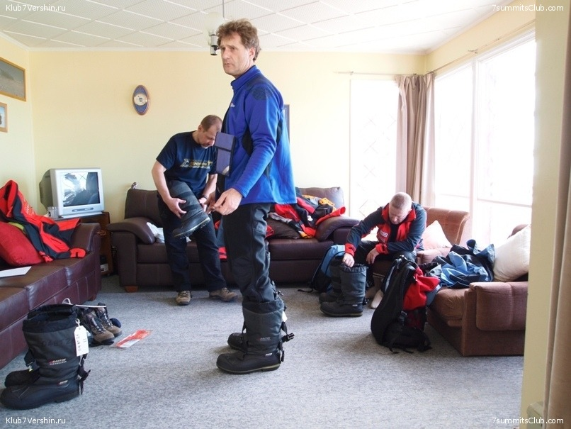 South Pole, Last Degree Skiing, photo 60