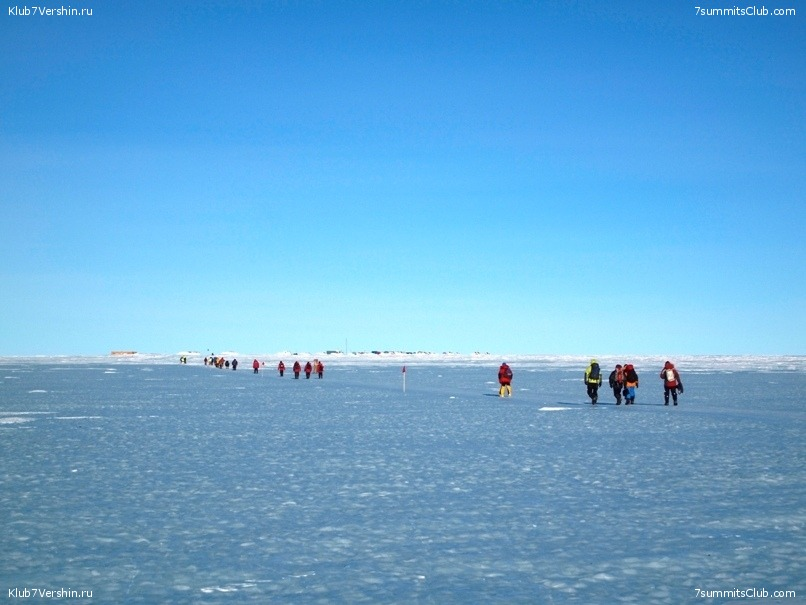 South Pole, Last Degree Skiing, photo 63