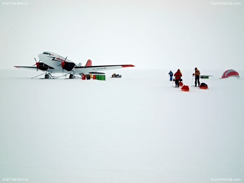 South Pole, Last Degree Skiing, photo 64