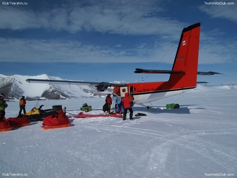 South Pole, Last Degree Skiing, photo 66