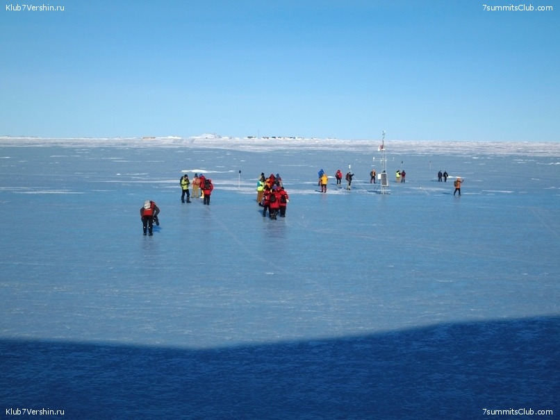 South Pole, Last Degree Skiing, photo 73