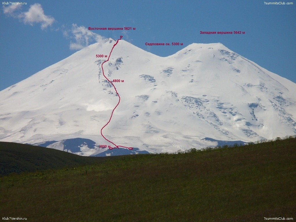 Elbrus North Face, photo 12