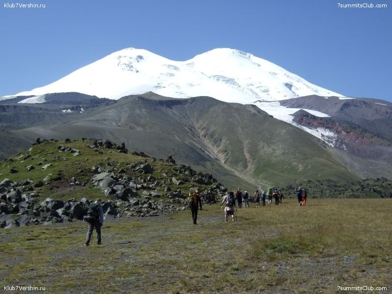 Elbrus North Face, photo 14