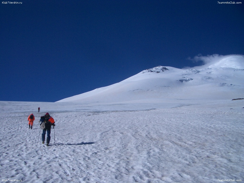 Elbrus North Face, photo 21