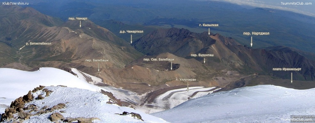 Elbrus North Face, photo 1