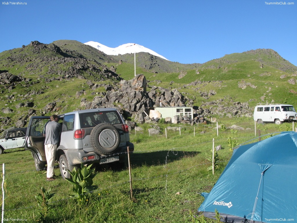 Elbrus North Face, photo 23
