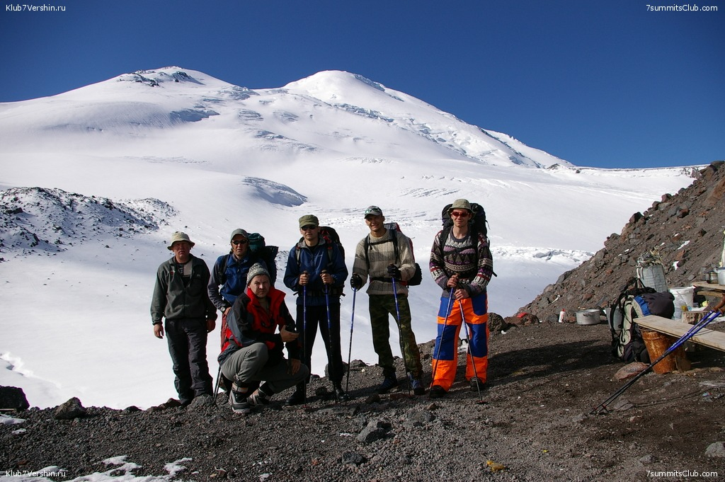 Elbrus North Face, photo 6