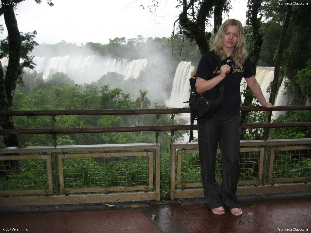 Argentina 2010. Iguasu waterfalls, photo 2