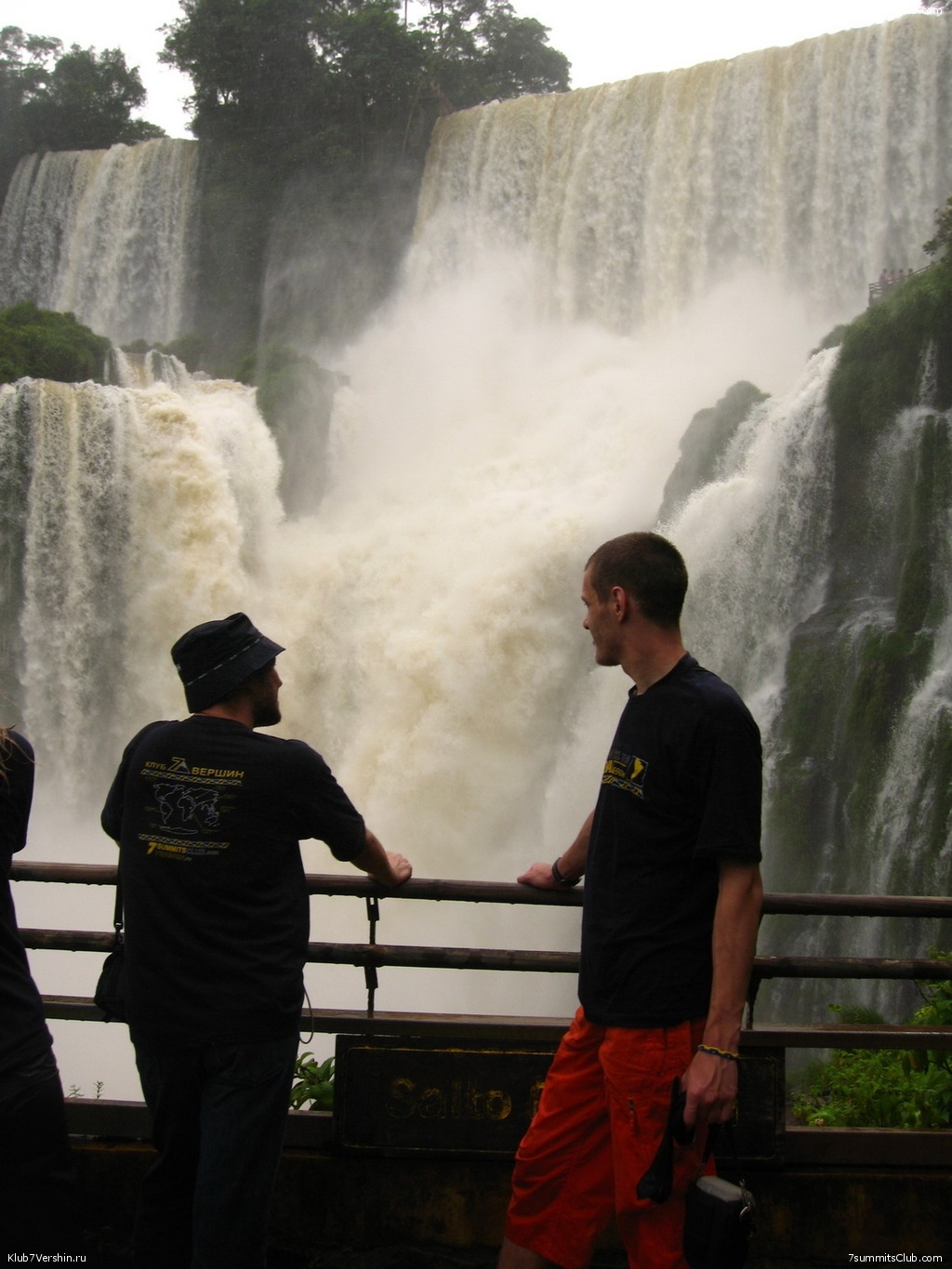Argentina 2010. Iguasu waterfalls, photo 39