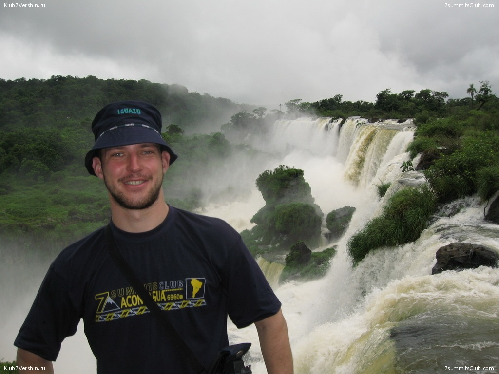 Argentina 2010. Iguasu waterfalls, photo 3