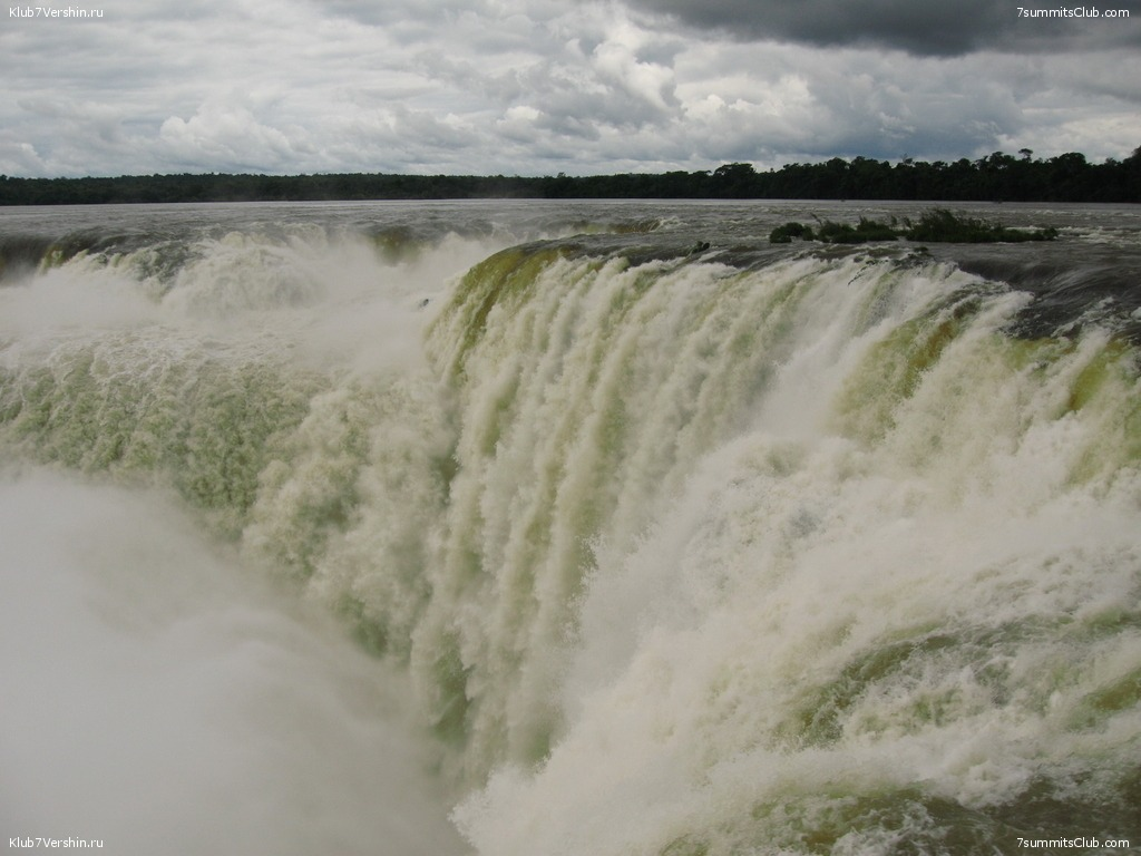 Argentina 2010. Iguasu waterfalls, photo 5