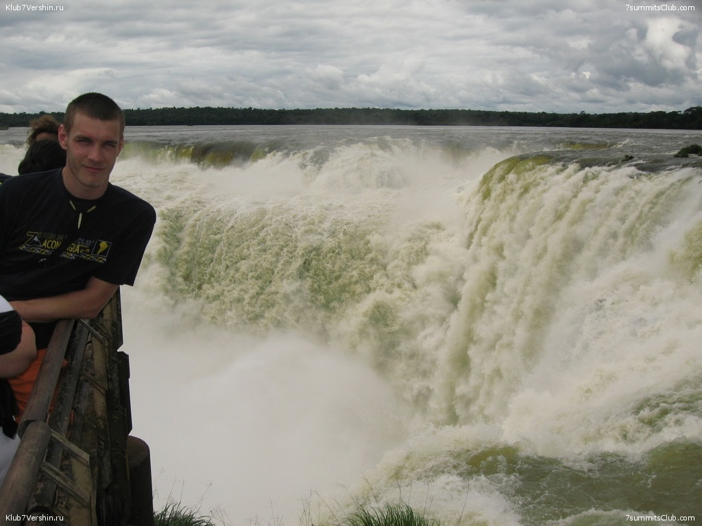 Argentina 2010. Iguasu waterfalls, photo 6
