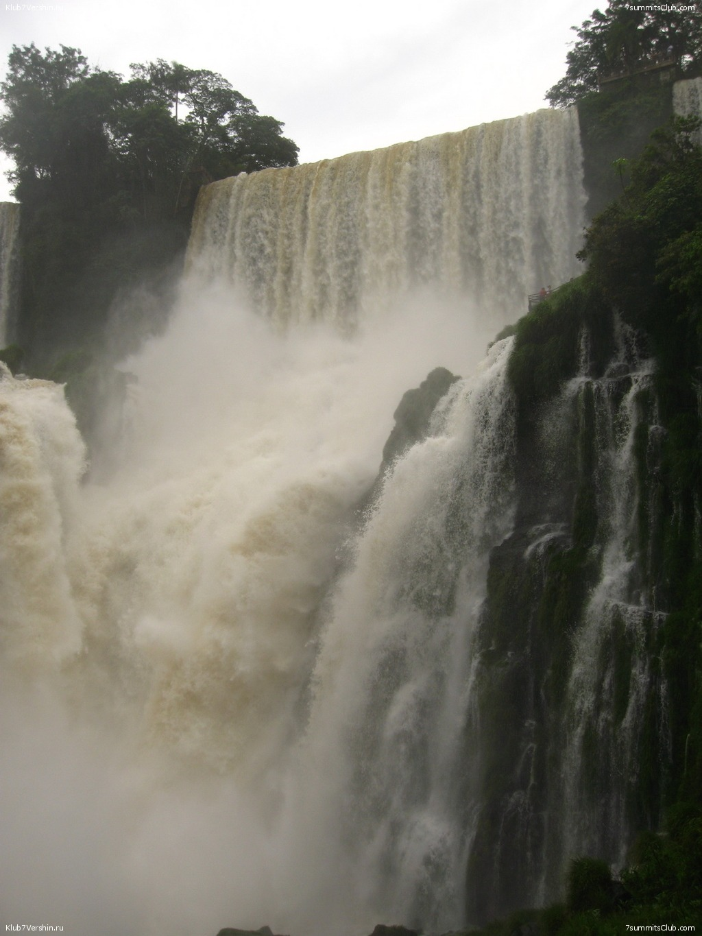 Argentina 2010. Iguasu waterfalls, photo 41