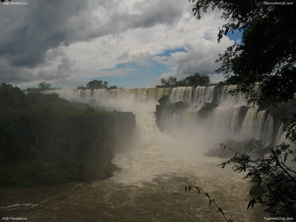 Argentina 2010. Iguasu waterfalls, photo 7