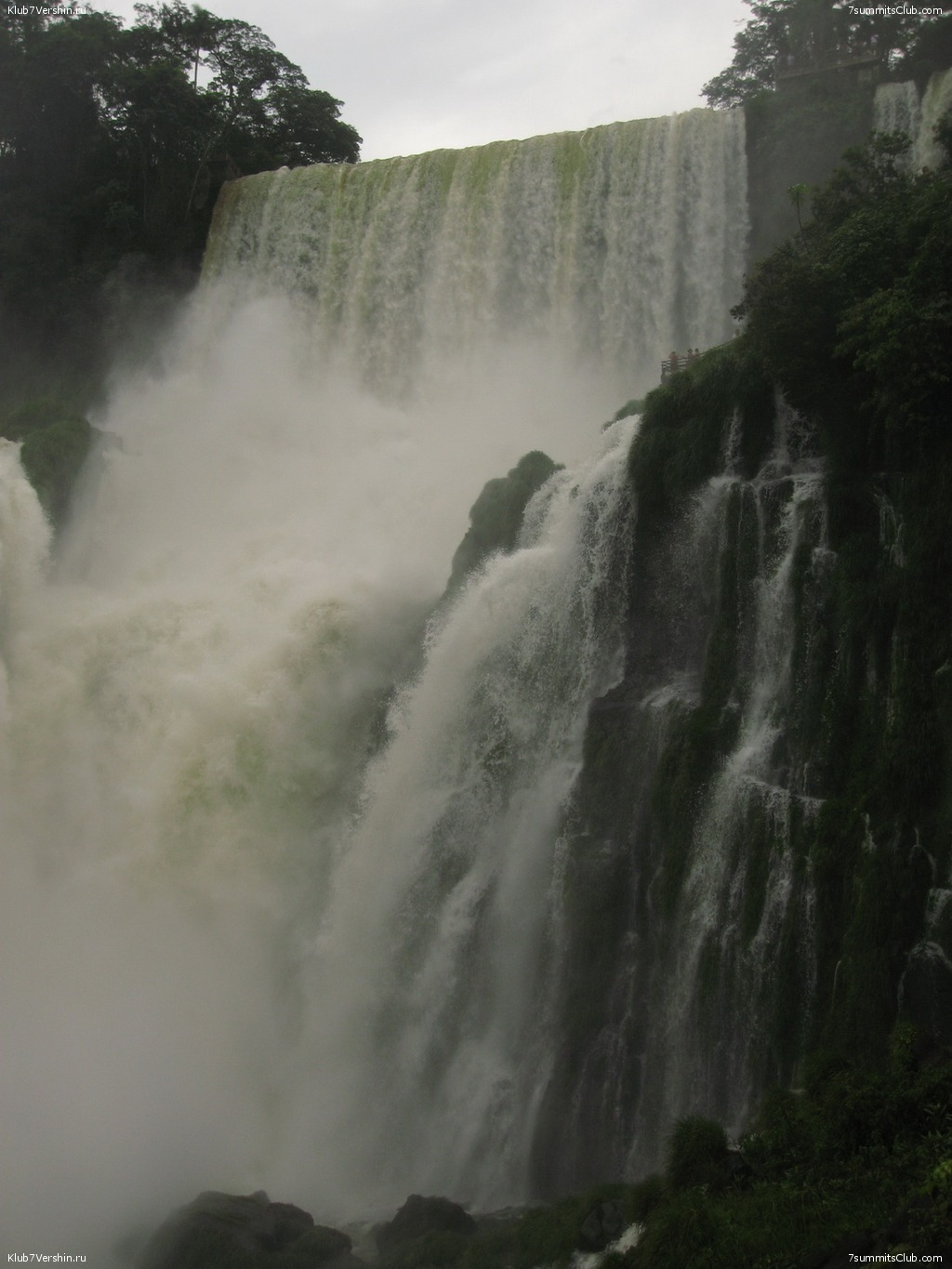 Argentina 2010. Iguasu waterfalls, photo 42