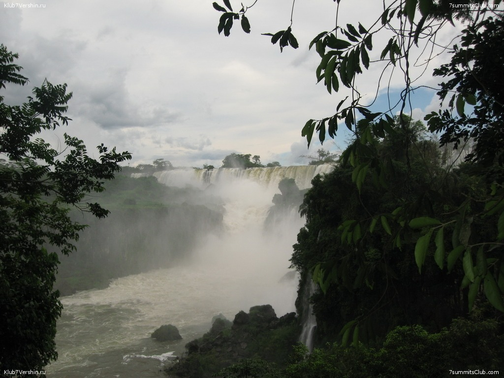 Argentina 2010. Iguasu waterfalls, photo 8