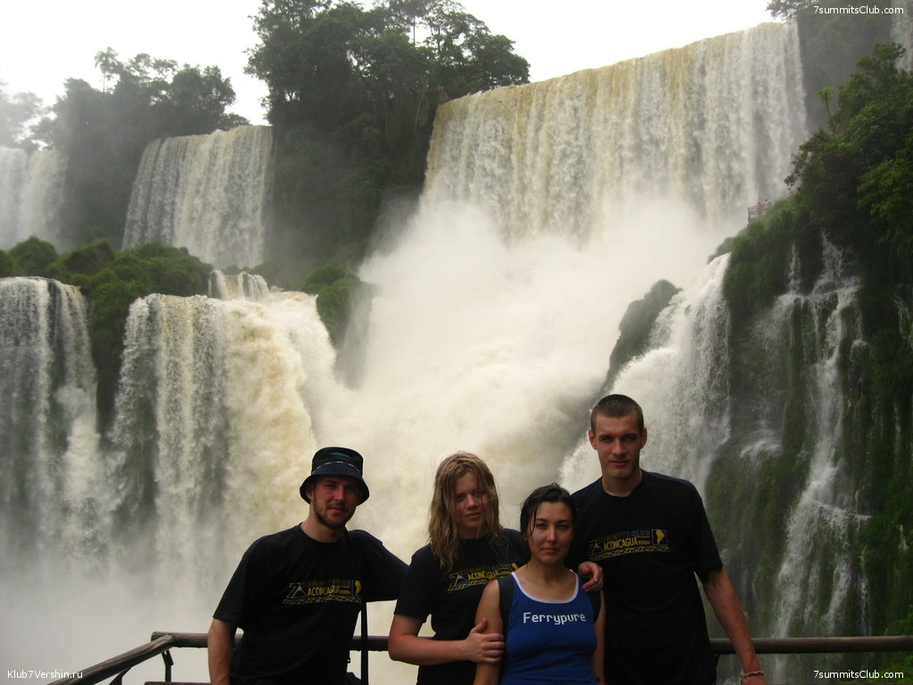 Argentina 2010. Iguasu waterfalls, photo 9