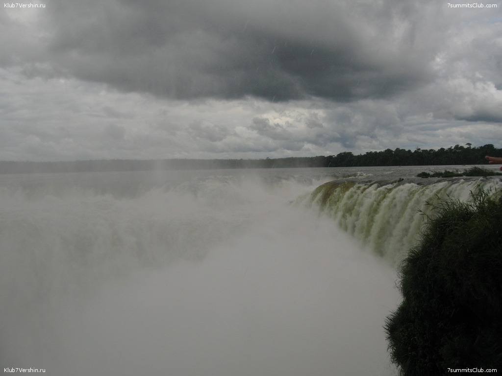 Argentina 2010. Iguasu waterfalls, photo 10