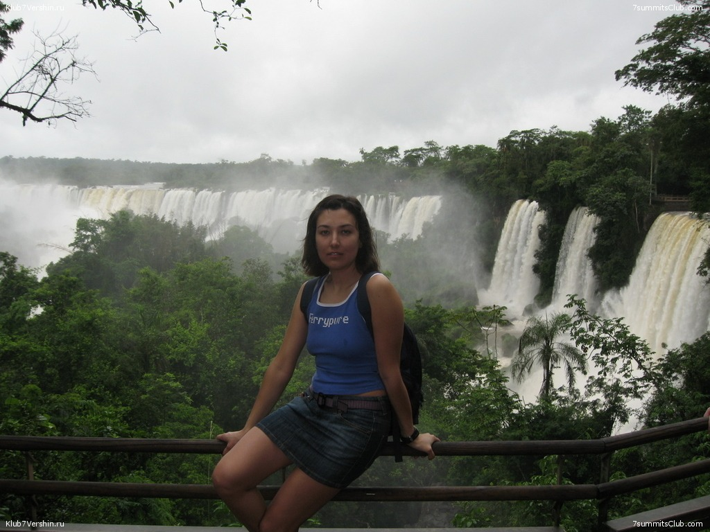 Argentina 2010. Iguasu waterfalls, photo 11