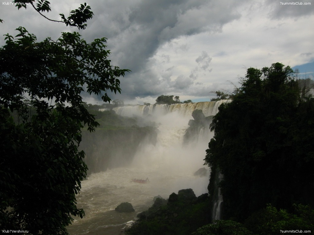 Argentina 2010. Iguasu waterfalls, photo 12