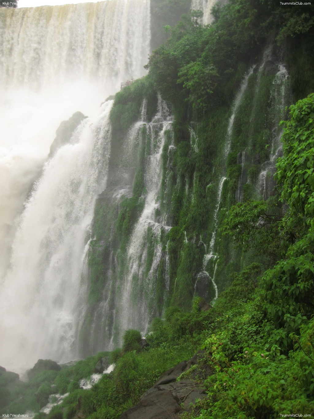 Argentina 2010. Iguasu waterfalls, photo 44