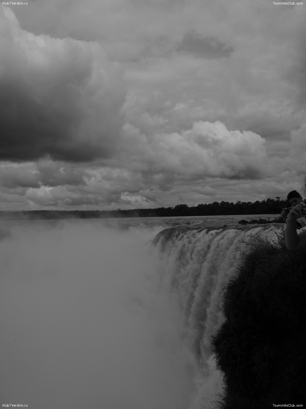Argentina 2010. Iguasu waterfalls, photo 45