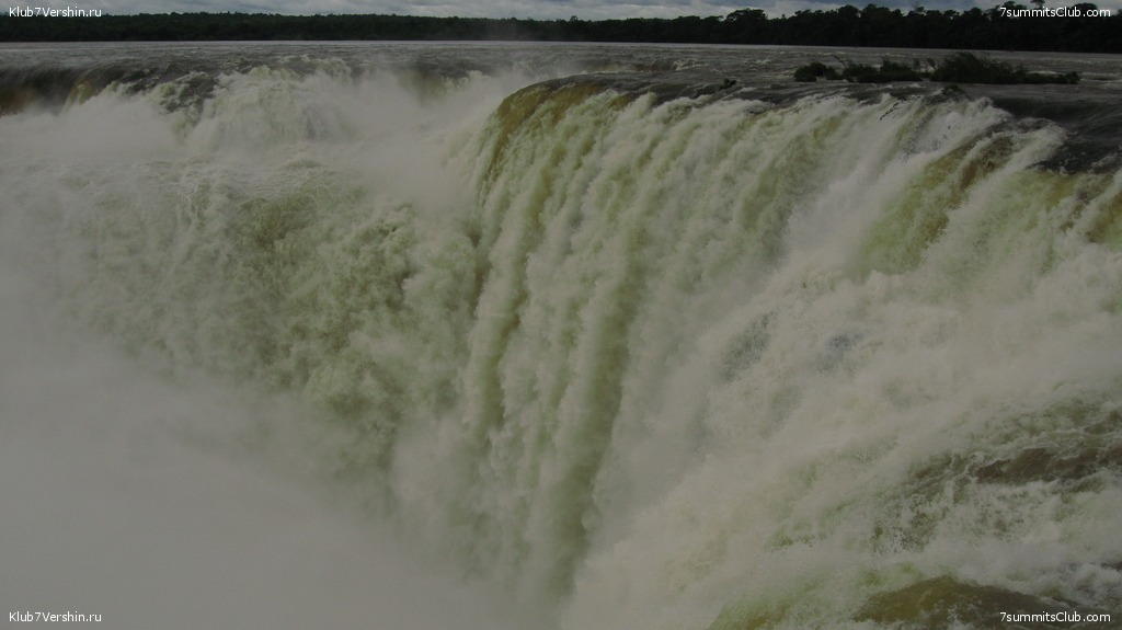 Argentina 2010. Iguasu waterfalls, photo 1