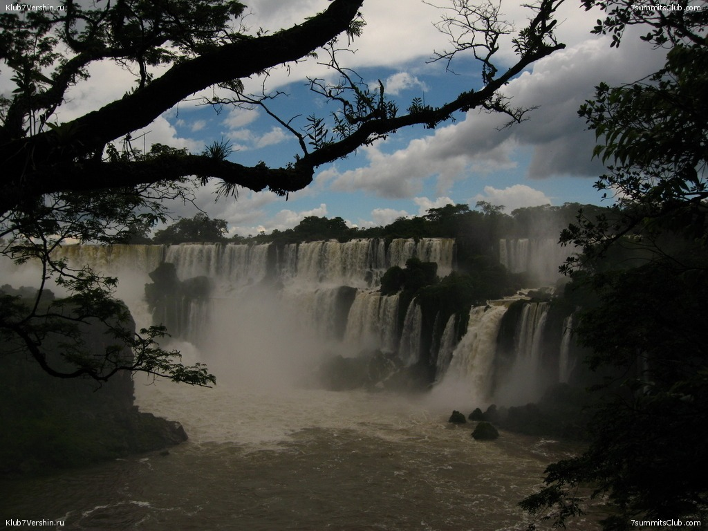 Argentina 2010. Iguasu waterfalls, photo 23