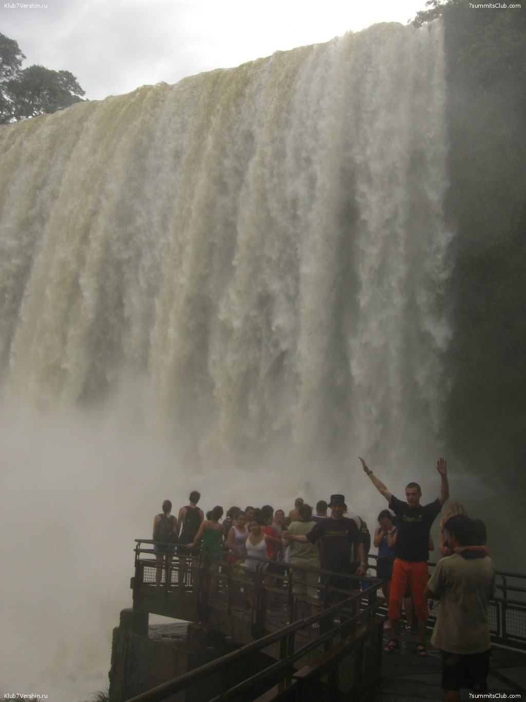 Argentina 2010. Iguasu waterfalls, photo 49