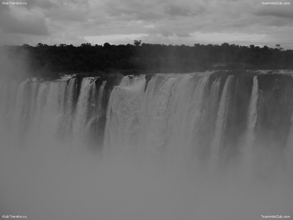 Argentina 2010. Iguasu waterfalls, photo 28