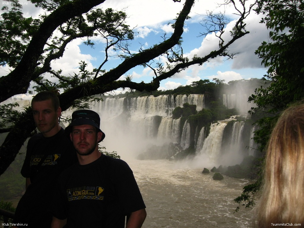 Argentina 2010. Iguasu waterfalls, photo 30