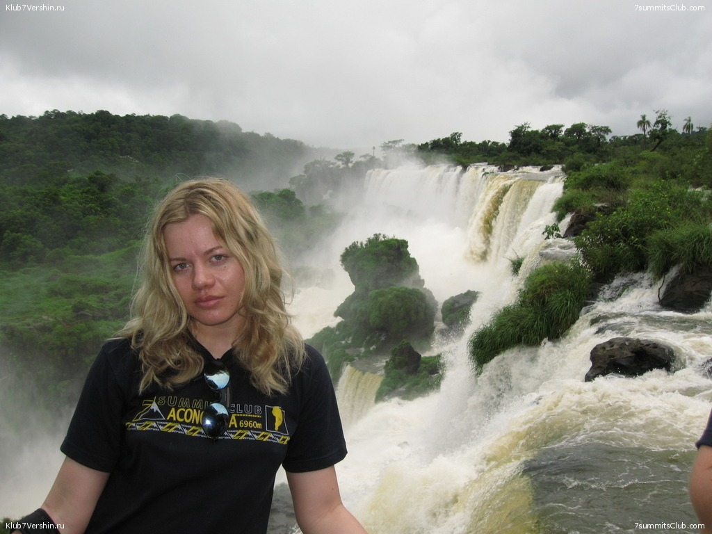Argentina 2010. Iguasu waterfalls, photo 31