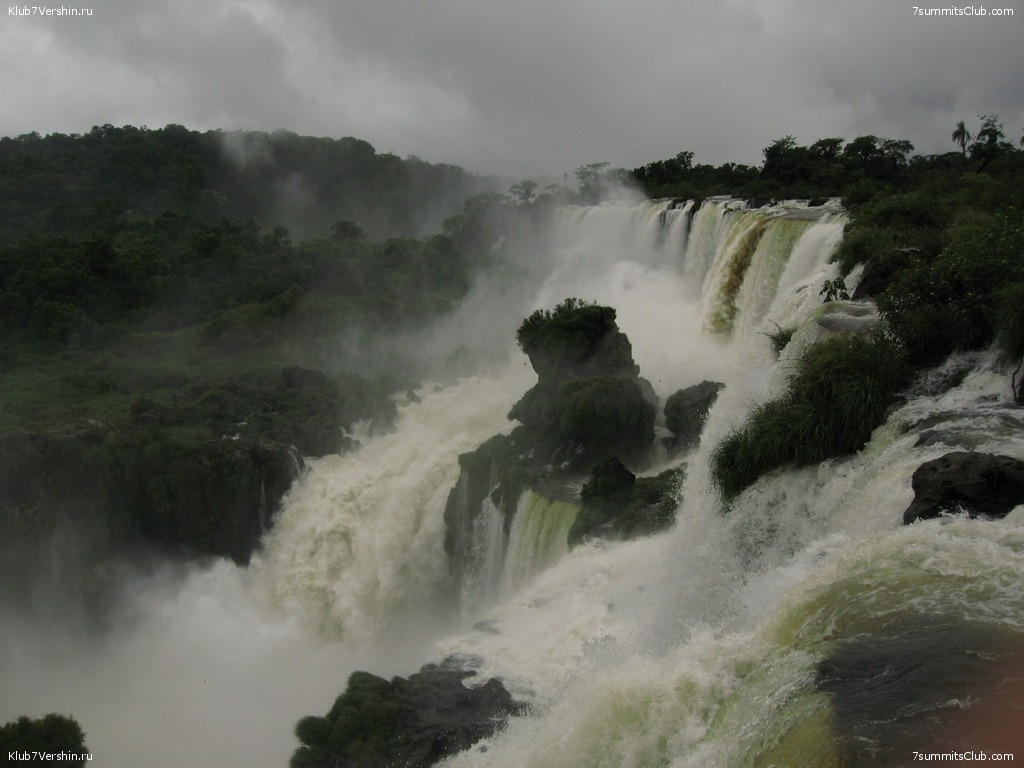 Argentina 2010. Iguasu waterfalls, photo 33