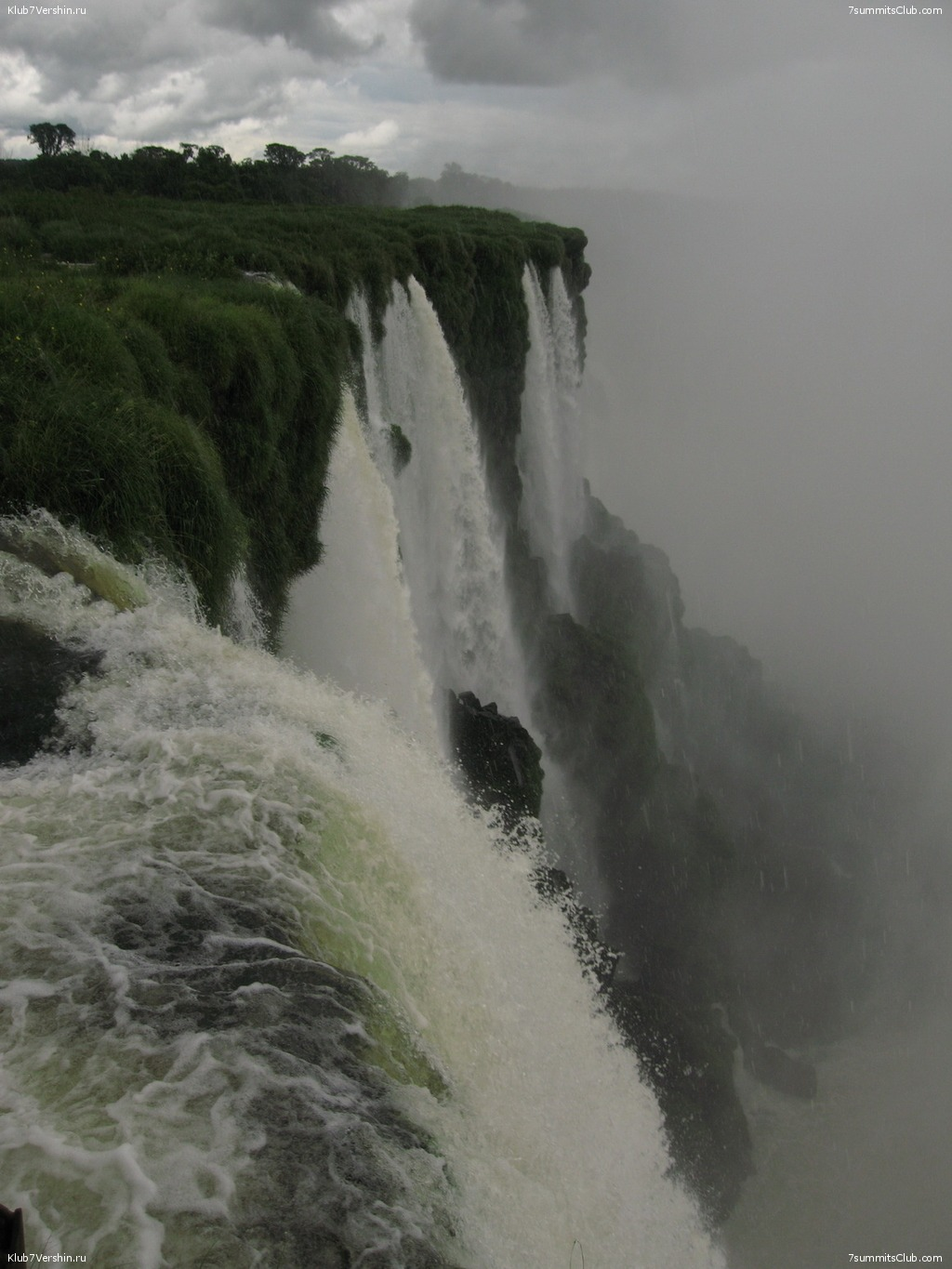 Argentina 2010. Iguasu waterfalls, photo 51