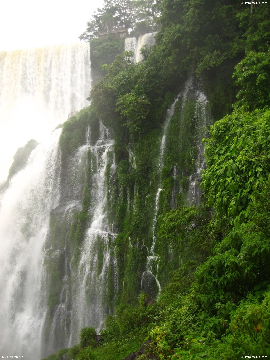 Argentina 2010. Iguasu waterfalls, photo 53